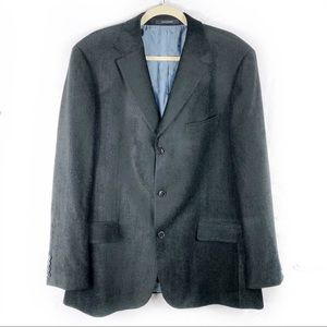 Hugo Boss Scorsese Velvet Sport Coat Blazer Wool